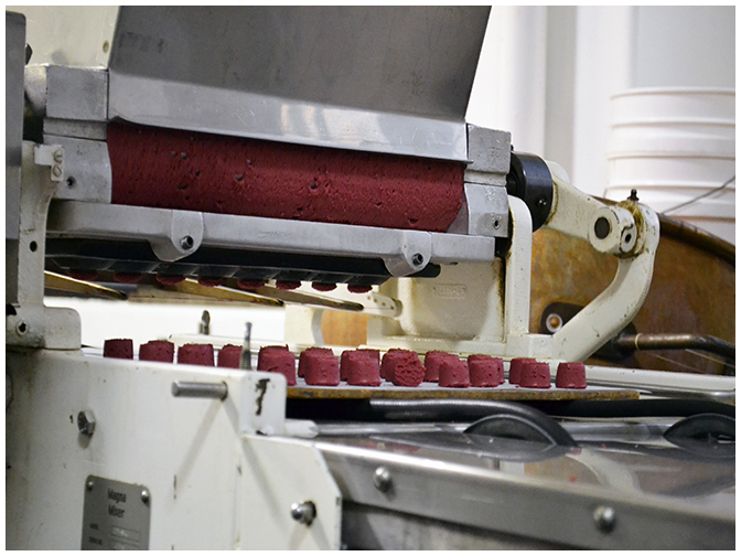 Magna Mixer produces Handy V Cookie Depositors in OH