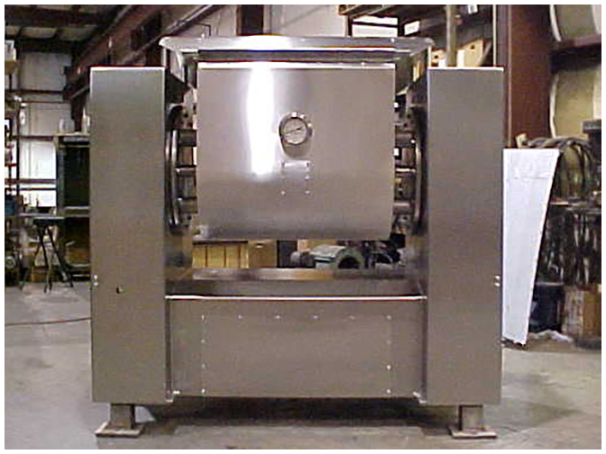 Industrial & Commercial Dough Mixers - Double-Arm Mixers - OH