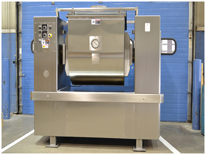 Magna Mixer produces Industrial & Commercial High Speed Mixers in OH